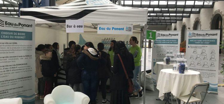Journées mondiales de l'eau aux Capucins : 550 goûteurs d'eau