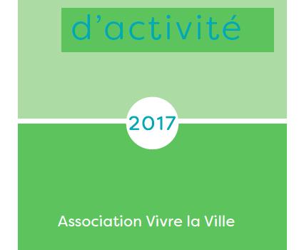 Rapport d'activité de l'année 2017