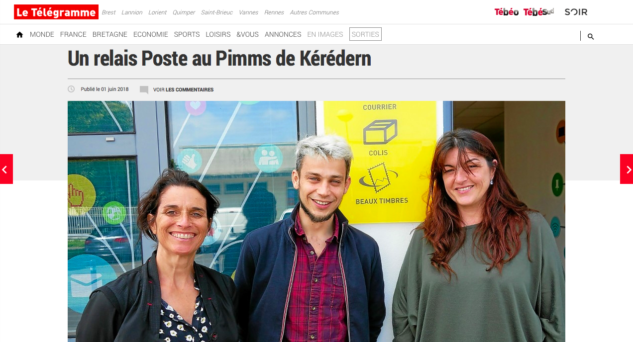 PIMMS Brest