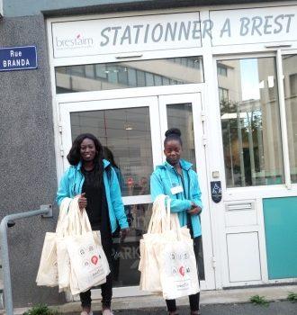 """Brest'Park lance sa campagne d'information """"Stationner facile"""""""